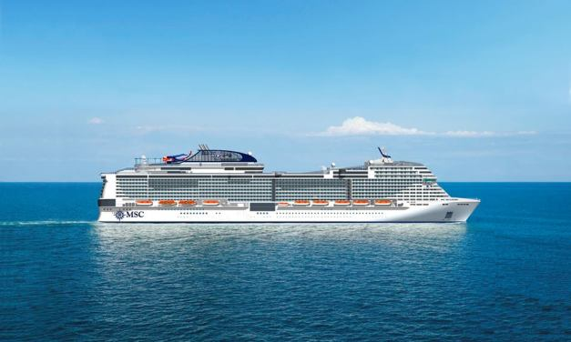 MSC Cruises Extends Expansion Plan to 2030