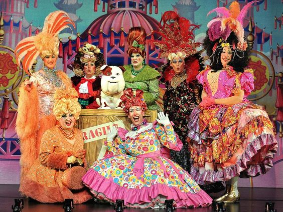 British Pantomime: Will Americans Love It, Too?