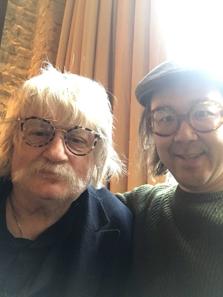 Jung & Sir Karl Jenkins