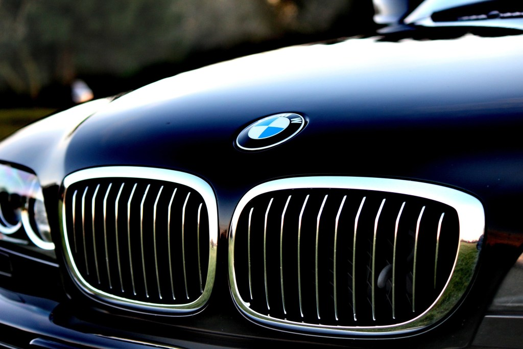luxury cars BMW