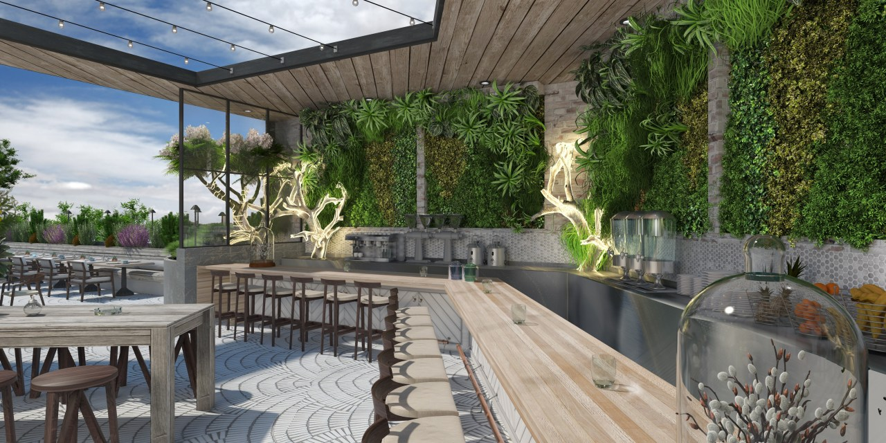 What You Should Know About West Hollywood's First-Ever Cannabis Cafe