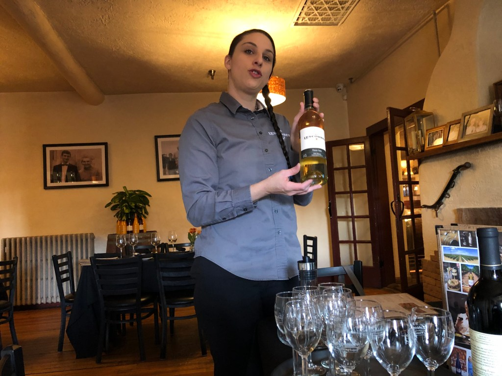 DH Lescombes Winery & Bistro