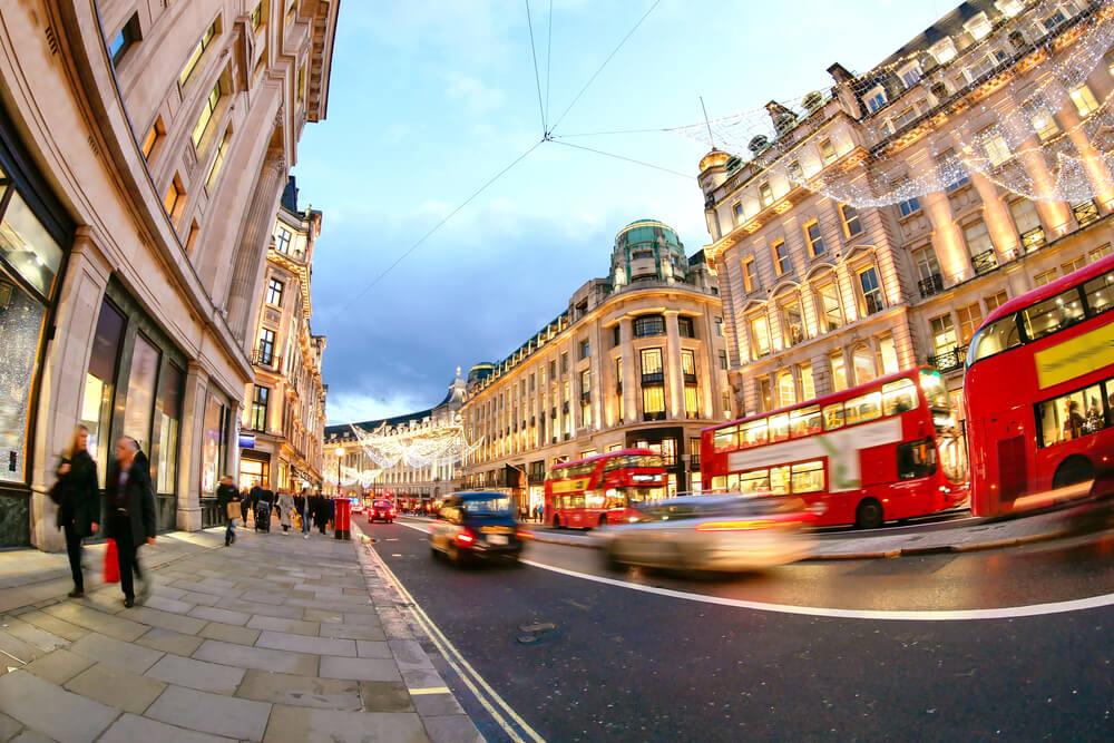 Oxford Street, Covent Garden