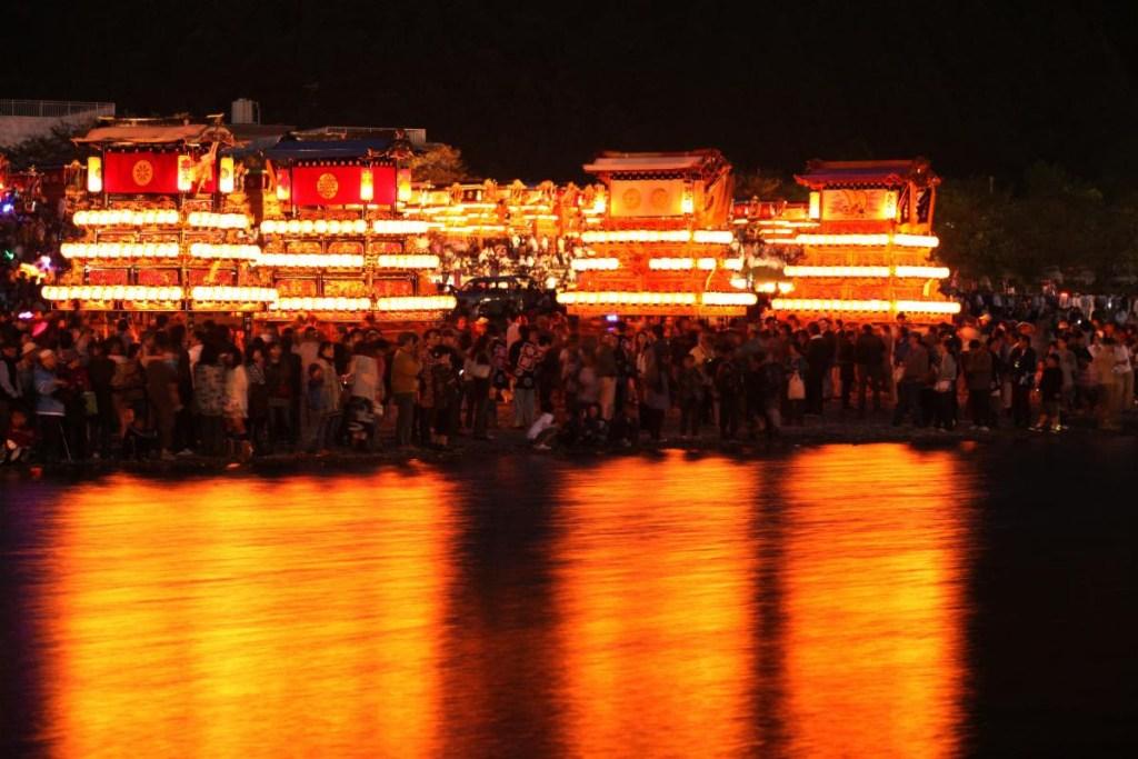 Saijo Festival, Ehime Prefecture, Shikoku