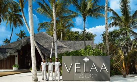 Luxury Vacations In Paradise: Celebrate The Holidays On Velaa Private Island