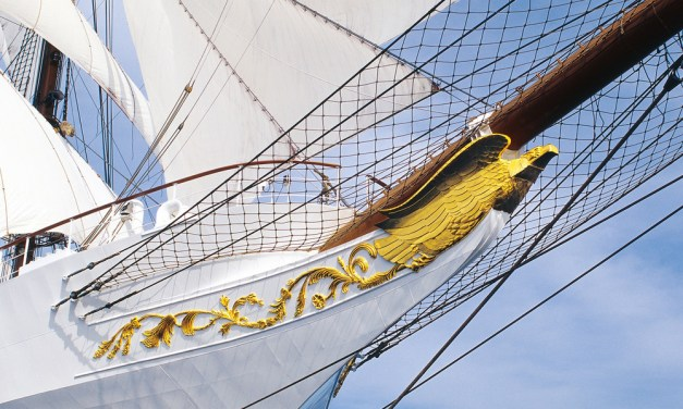 Sea Cloud Cruises Opens Bookings for Sea Cloud Spirit