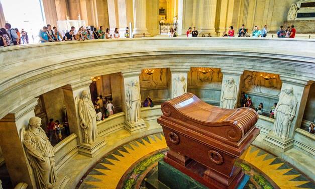 Last Tango in Paris: Napoléon's Tomb