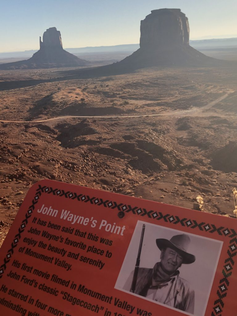 John Wayne's Point