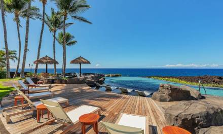 Aloha Welcome at Hawaii's Fairmont Orchid Resort