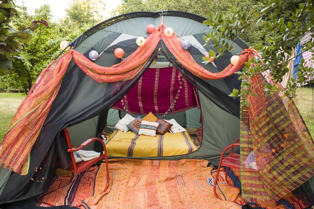 camping AC glamping