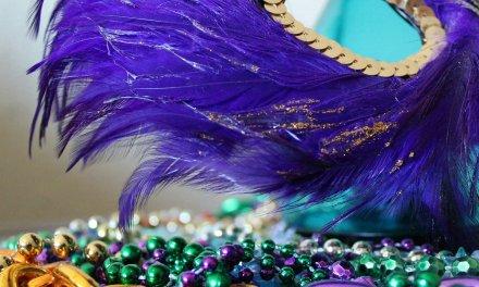 "Faire La Fête the Official Bubbly of Mardi Gras — ""The Original Champagne"""