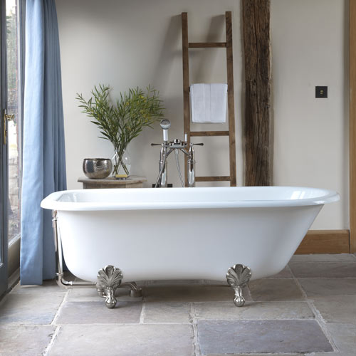 Victoria + Albert Hampshire claw foot bath - distributed in Australia by Luxe by Design, Brisbane.