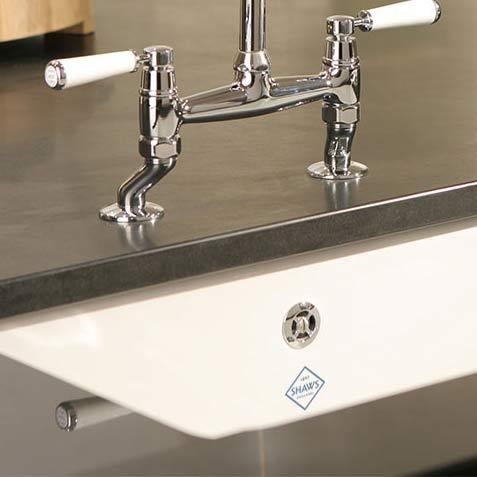 Inset Undermount Sinks