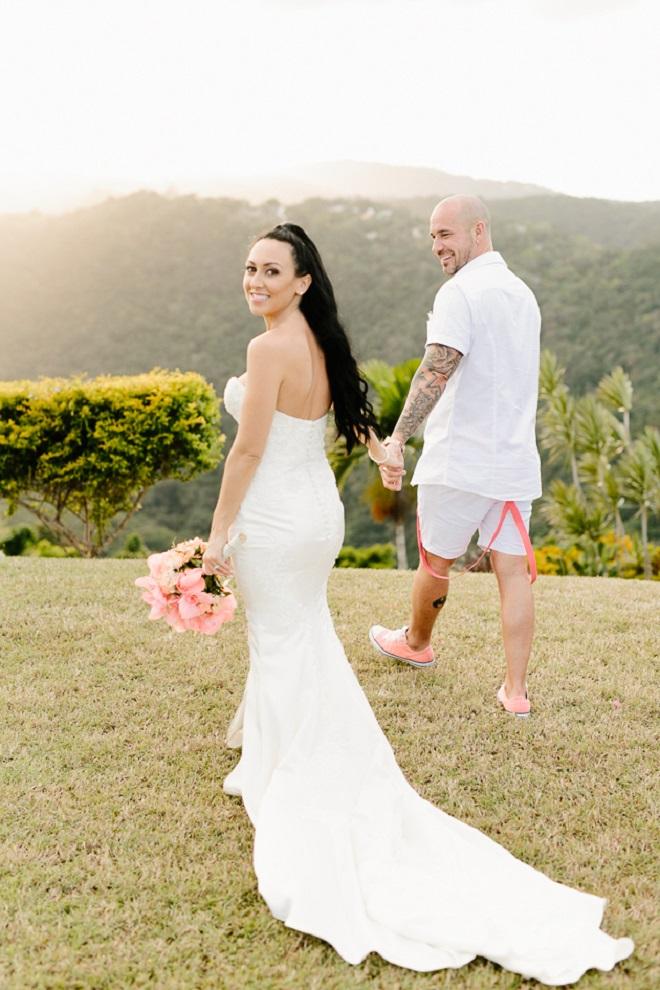 Jeremy Bieber  Chelsey Rebelos Destination Wedding in Jamaica  luxedestinationweddingscom