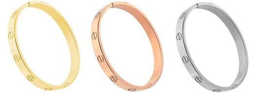 Cartier Love Bracelets Dupes