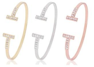 Tiffany T Inspired Bracelet Dupes