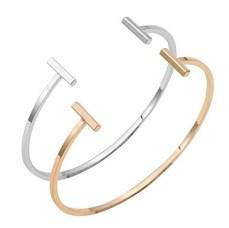 Tiffany T Inspired Wire Bracelets On Amazon