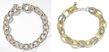 David Yurman Oval Bracelets Dupes