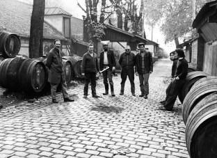 Fanton entrepôts de Bercy octobre 1974 ©Atelier Robert Doisneau