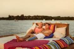 Floating hotel Manta Resort