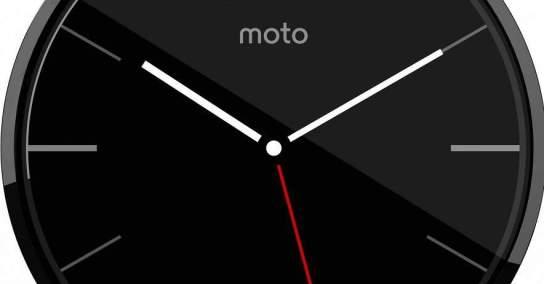 Moto 360.