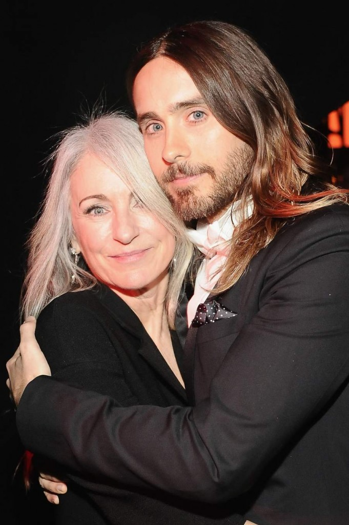 jared leto and mom