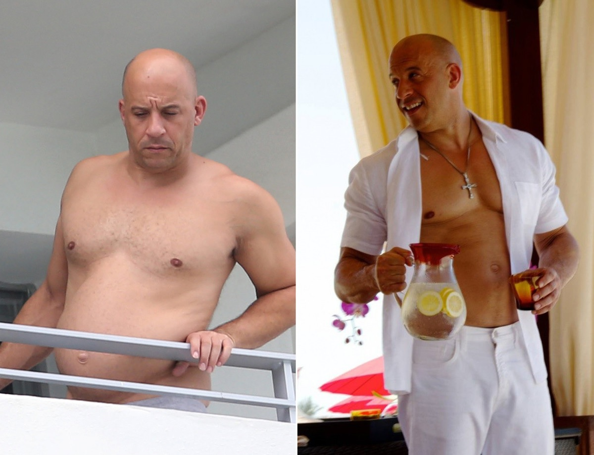 Paparazzi Vin Diesel nude photos 2019
