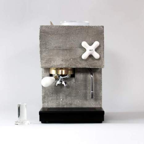 AnZa coffee machine