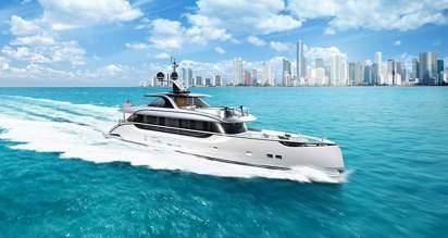 Trussardi interior design yachts Dynamiq