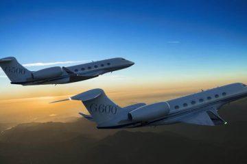 Gulfstream Aerospace g500 g600