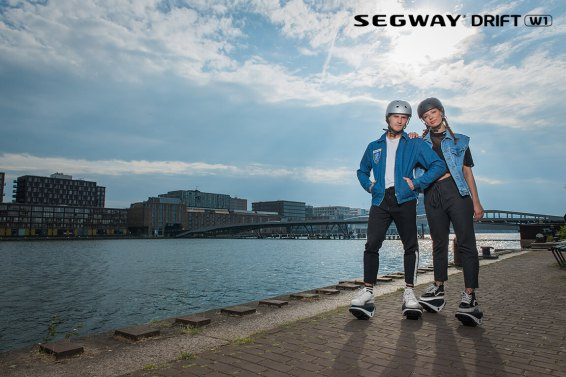 What will be the transport of the future? New version from Segway