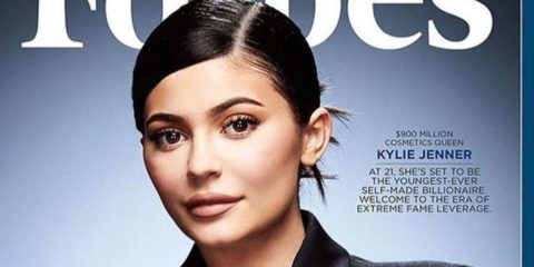 Kylie Jenner became the youngest billionaire in the world