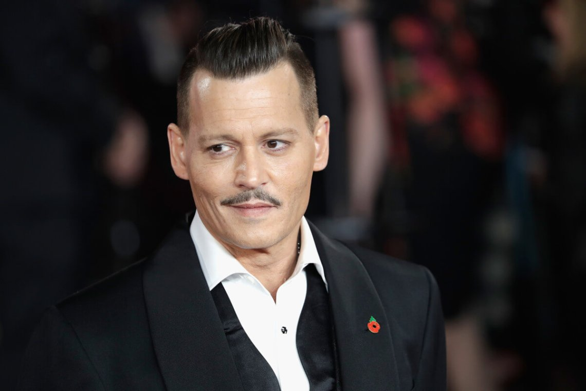 Johnny Depp Celebrities who hate their Fame 1