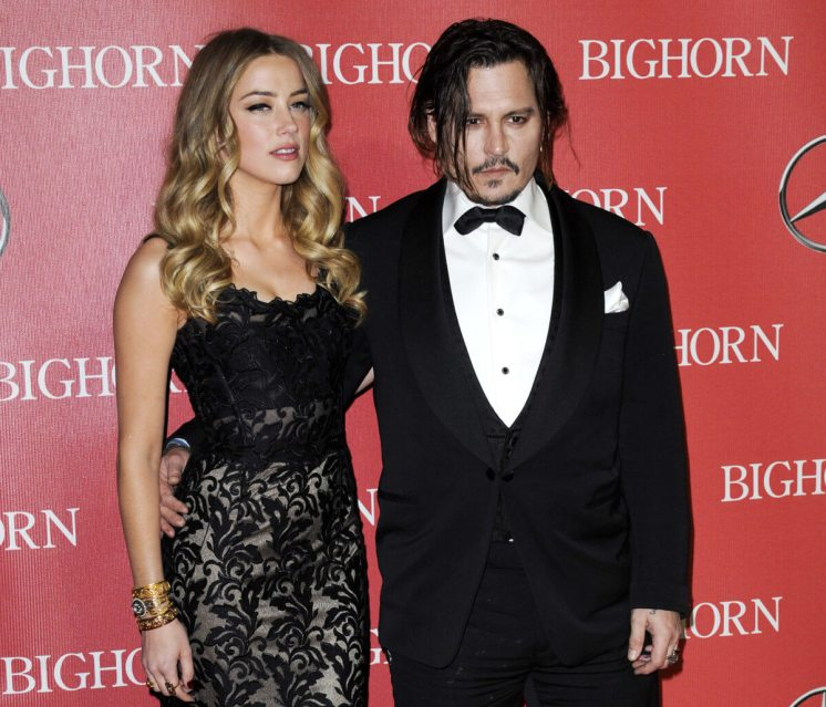 At one of the last joint releases, Depp admitted that it was not easy for him in marriage.