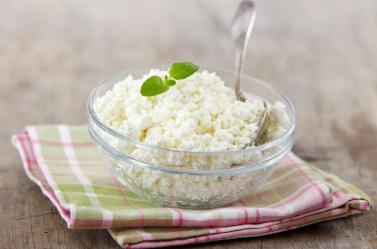 ow-fat cottage cheese