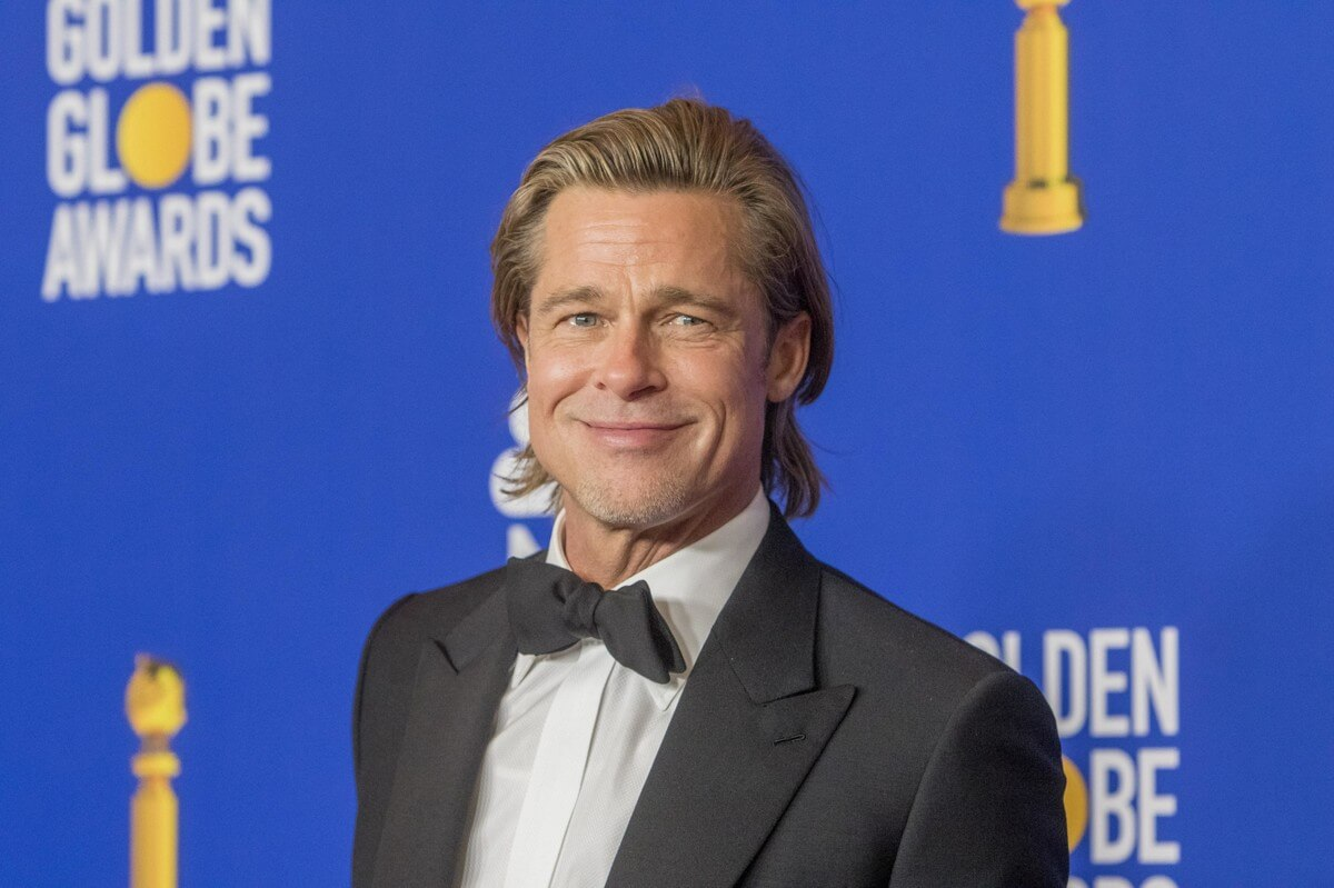 Brad Pitt Was Caught In The Company Of German Model Nicole Poturalski Luxe Fair