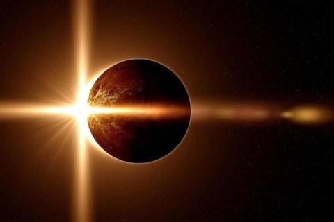 Powerful eclipse energy