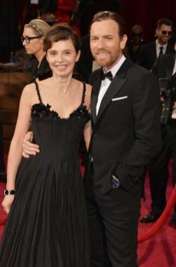 Ewan McGregor ex-wife
