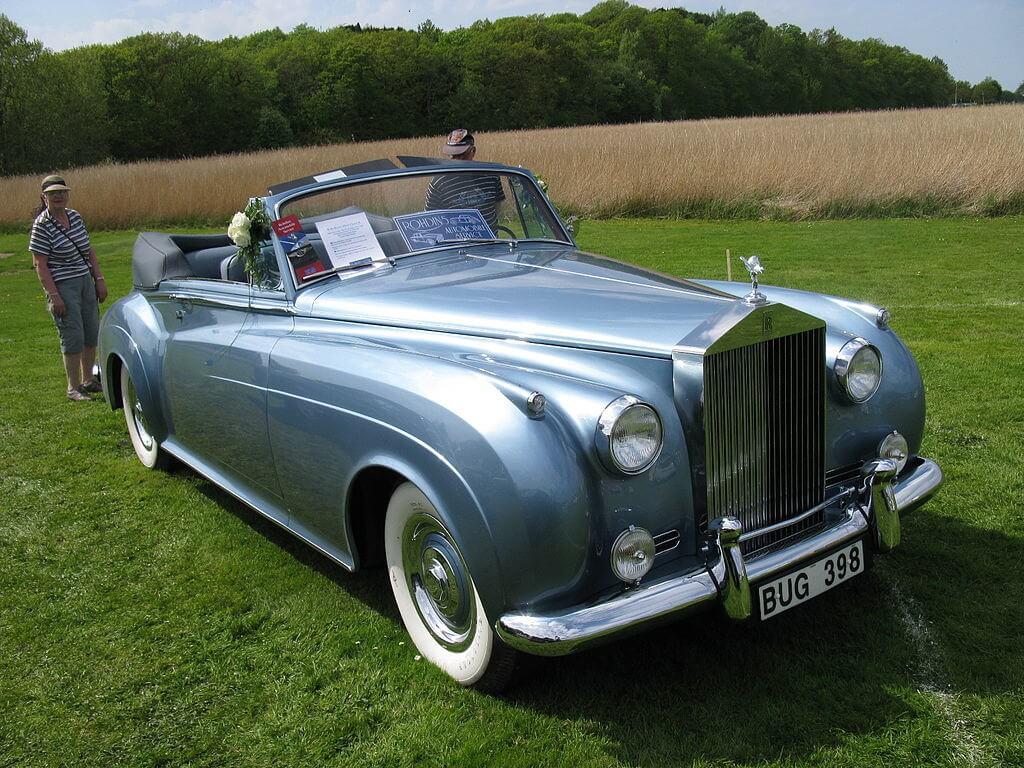 Rolls-Royce Silver II Drophead 1959