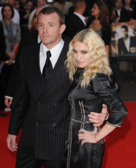 madonna guy ritchie canne