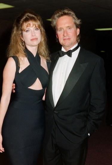Michael Douglas ex-wife