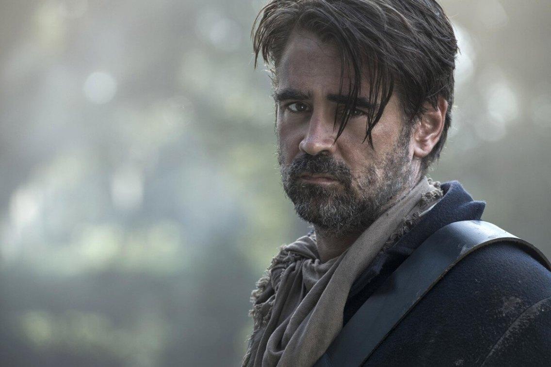 Colin Farrell stinky stars