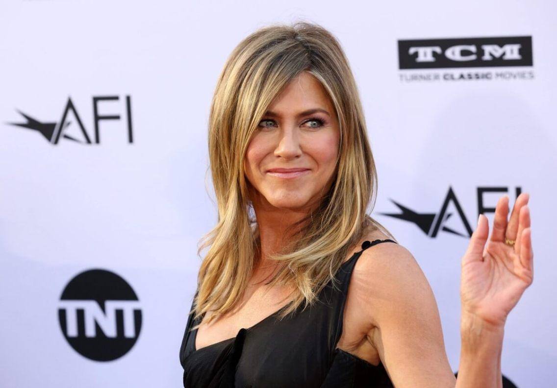 Jennifer Aniston stinky stars