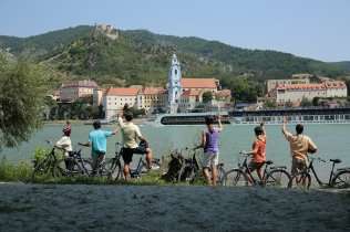 AmaWaterways | Danube - Durnstein Bicycle Tour