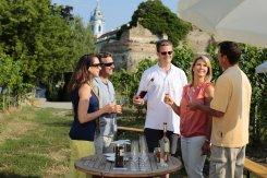 AmaWaterways | Group Wine Tasting