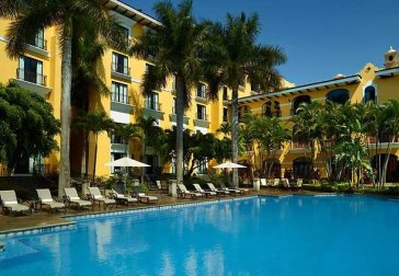 Costa Rica Marriott _ Pool - LuxeGetaways