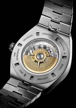 World Time Overseas cadran gris7700V-110A-B129