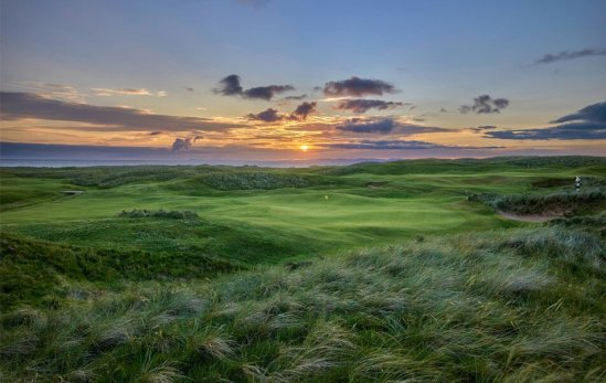 Machrihanish Golf Course
