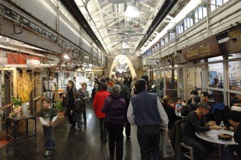 Chelsea Market, PC: Joe Buglewicz