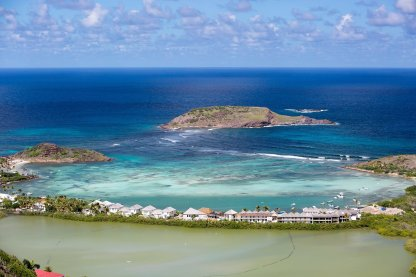 Relax in Breathtaking St. Barths at Le Bathélemy Hotel and Spa
